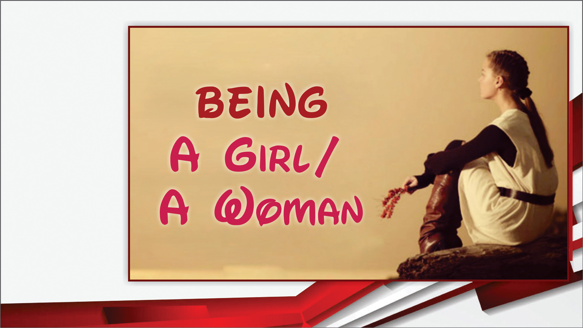 being-girl-woman
